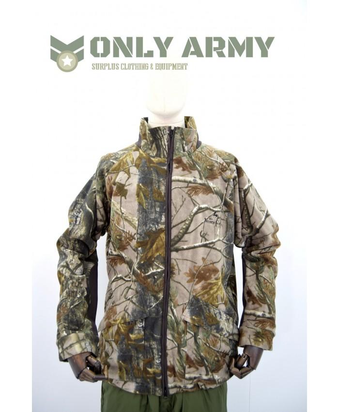 Verney Conran Stalker Realtree Fleece Jacket