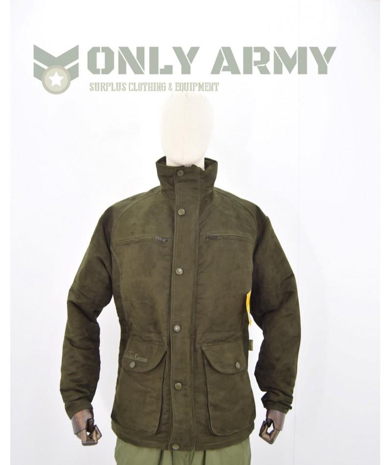 Verney Conran Suede Hunting Jacket