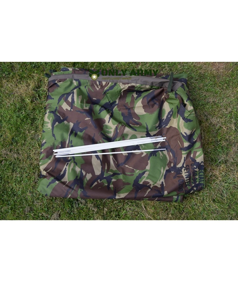British Special Forces Hooped Bivvy Bag / One Man Tent  sc 1 st  Only Army Surplus & NATO Issue .50Cal Box