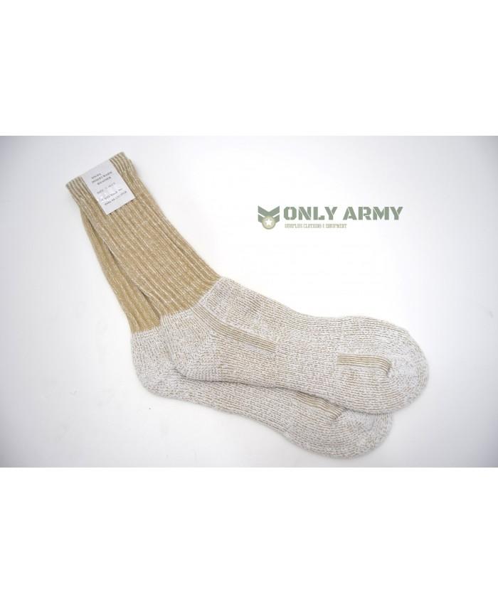 2 x Pairs British Army Socks Warm & Thick