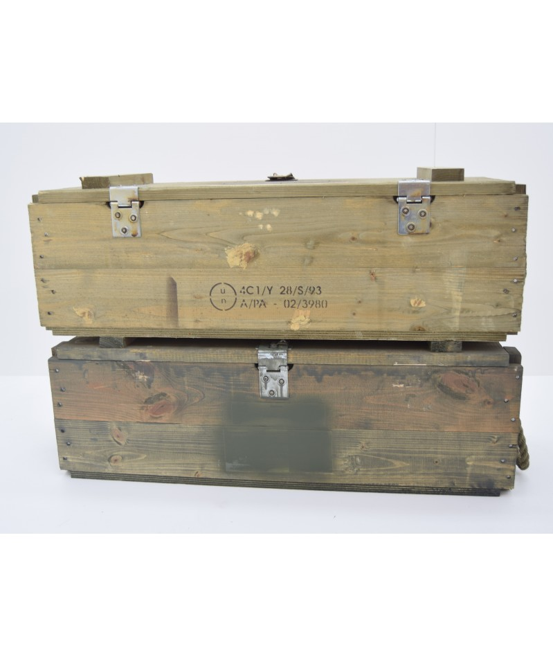 Austrian Army Wooden Box  sc 1 st  Only Army Surplus & Austrian Army Wooden Box Storage Box