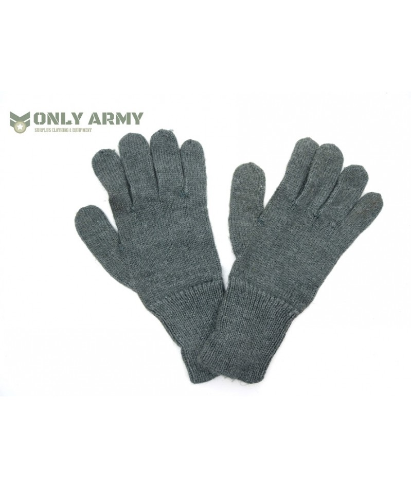 Swiss Army Wool Gloves