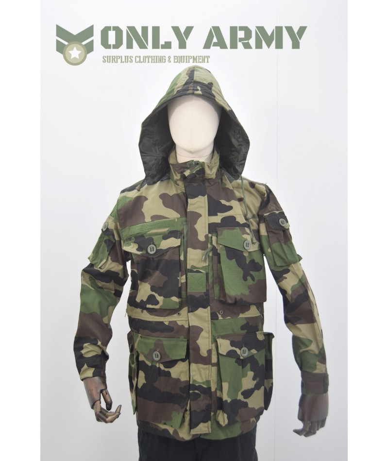 NATO Woodland Field Jacket