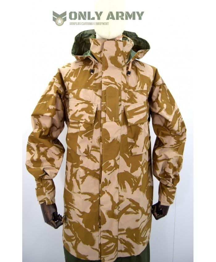 1260653d0ab British Army Desert GORETEX Jacket