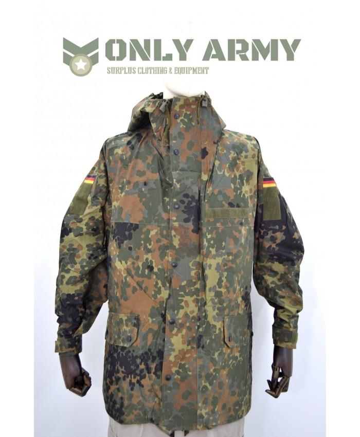 German Army Goretex Jacket Flectarn 3dcc57a4a248