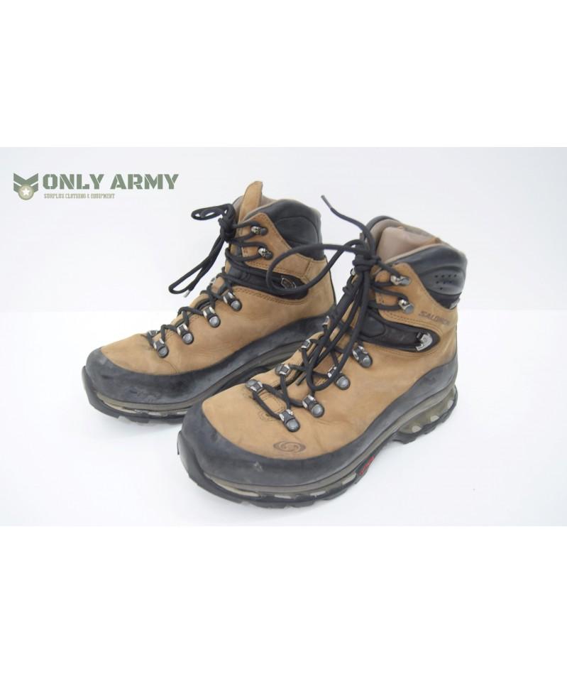 Salomon Waterproof Walking Hiking Boots