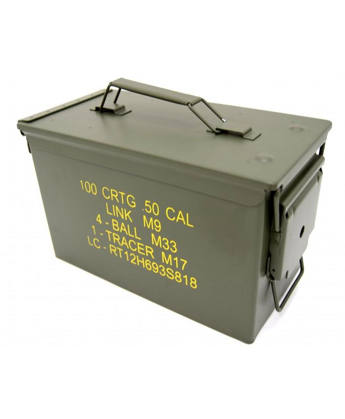.50Cal Ammo Storage Tool Box